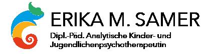 Erika M. Samer Logo